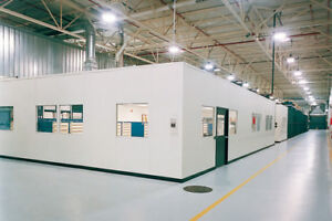 Pre-Fabricated Modular Offices