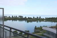 Furnished Waterfront Condo - Avail July 1st - Parking Incl
