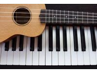 Piano/Guitar/Songwriting CATERED FOR YOU - FIRST LESSON FREE