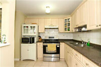 Beautifully Renovated 3+1 B/R Condo T/House With Finish Bsmt