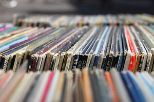 Looking for vinyl records
