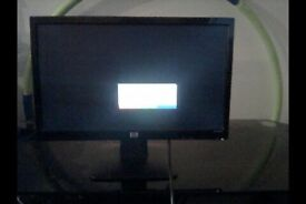 19inch hp pc monitor excellent condition