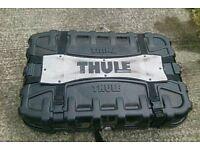 Thule plastic bike transport box (Airline Type)