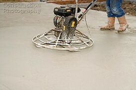 Concrete Floor Layer