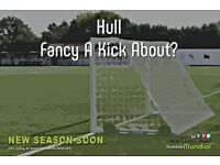 Hull 6-a-side Teams Needed!