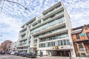 Rarely Available 1100+Sft 1 BR Condo W/Large Rooftop Pvt Terrace