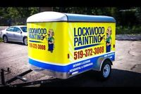 LOCKWOOD PAINTING - GREY/BRUCE BEST SINCE 2008