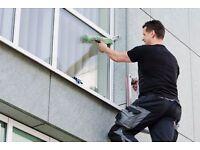 window cleaner, end of tenancy