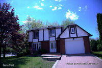 House for Rent - Brossard - from 01 Jul 2016 - 4 Bedrooms