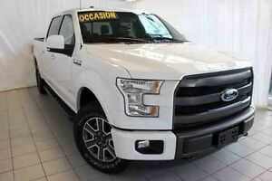 2015 Ford F-150 4WD SUPER CREW 157'' WB CUIR, FX-4 LARIAT SPORT, West Island Greater Montréal image 1