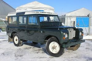 "Land Rover serie 2A 109"" station wagon LWB"