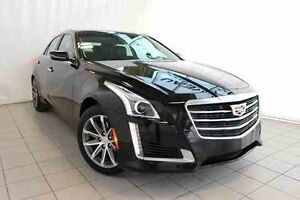 2016 CADILLAC CTS SEDAN LUXURY, AWD, TOIT OUVRANT, NAV