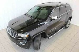 2014 Jeep Grand Cherokee OVERLAND, TOIT PANO, NAV, HITCH West Island Greater Montréal image 5