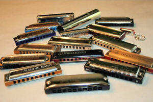 Looking for some harmonica's