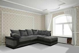 Brand new Dino 3+2 Sofa set or Corner suite