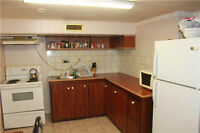 Spacious two bedroom basement for Lease in Scarborough