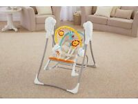The 3-in-1 Swing 'n' Rocker from Fisher-Price