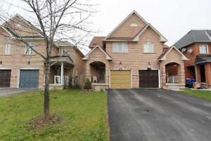 3 bedroom semi with basement apartment in high demanding area