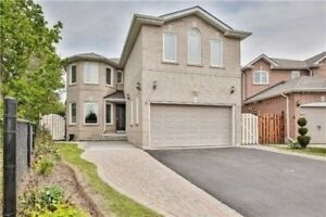 Detached house with finished  and separate basement apartment