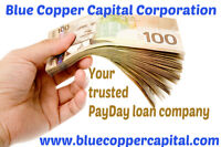 Affordable Pay Day Loans in Calgary