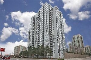 2+1 br/ 2bth at Vogue Condos near Finch subway station