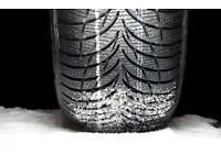 Winter tyres ❄️❄️❄️