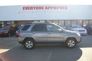 ***ALL CREDIT APPROVED**** 2010 Kia Sportage LX-Luxury ********