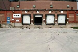 INDUSTRIAL/WAREHOUSE SPACE AVAILABLE -FOR 53 FT TRAILERS ALSO