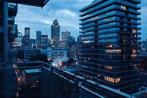 2 bedrooms condo for rent Montreal (Griffintown)