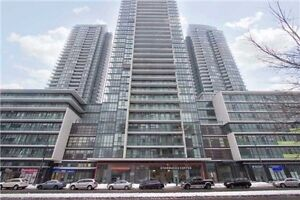 Executive & Bright 2 Bed+ 2 Bath Condo In Mississauga For Lease