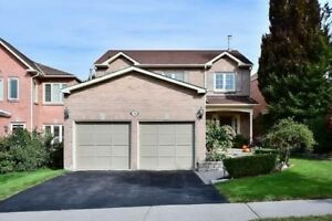 2-Storey Detached 4 Bdrm Home For Sale In Central Ajax