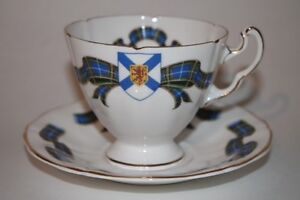 NOVA SCOTIA & CAPE BRETON TARTAN CHINA