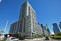 1 Bedroom + Den at Spadina and Fort York available June 15.