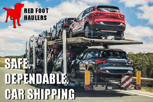 Kitchener Car Shipping *Booking Now* Call 1-800-351-7009