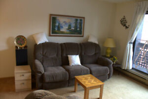For Rent 2 bedroom apt in Tumbler Ridge, BC