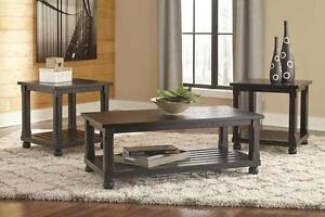 Brand New Coffee and End Table Set - Payment Plan