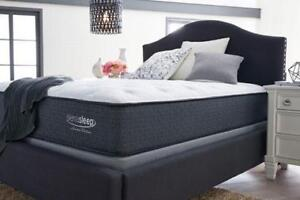 Brand New Limited Edition Plush Queen Mattress and Box Spring! - Payment Plan