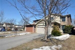 """4 BR 4 WR Detached in  Brampton, near Steeles area."