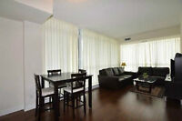 BEAUTIFUL MISSISSAUGA SQUARE ONE CONDO 2 BEDROOMS + 2 BATHROOM