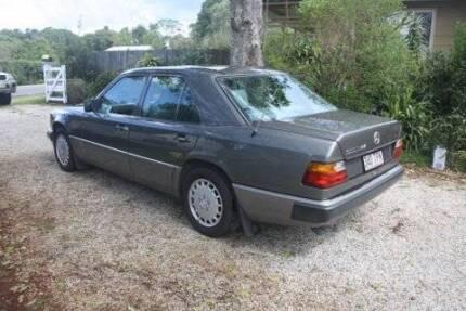 1990 Mercedes-Benz 300 Sedan Beechmont Ipswich South Preview
