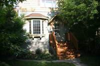 2 BR House in desirable Wolseley neighbourhood -Avail Sept 1rst