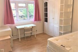 BETHNAL GREEN/SHOREDITCH, E2, LOVELY 2 DOUBLE BEDROOM APARTMENT