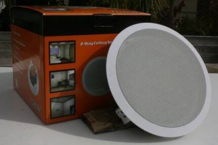 SELBY 200mm CEILING SPEAKERS