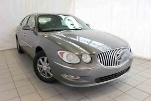 2009 BUICK ALLURE SDN CX, GROUPE D'EQUIP PRIVILAGE, ONSTAR,