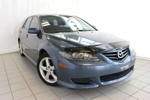 2004 Mazda Mazda6 S AUT TOIT 6CYL TOUTE EQUIPE AUT SUNROOF 6CYL  West Island Greater Montréal image 2