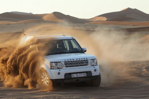 If only you knew what your Land Rover could really do.
