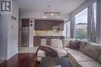 Stunning 1+1 condo in St. Lawrence Market area!