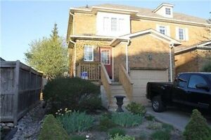End Unit Townhome In Aurora!