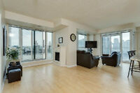 INVESTMENT OPPORTUNITY TWO BEDROOM + DEN Lakeshore and Bathurst