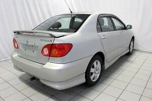 2004 Toyota Corolla TYPE S TOUTE EQUIPE AC MAGS 5 VITT West Island Greater Montréal image 9